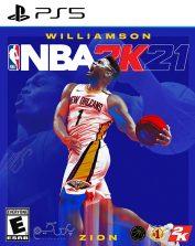 دانلود بازی NBA 2K21 برای PS5