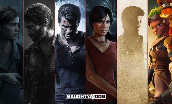 بازیهای Naughty Dogs