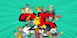 سالگرد 25 بازی Pokemon