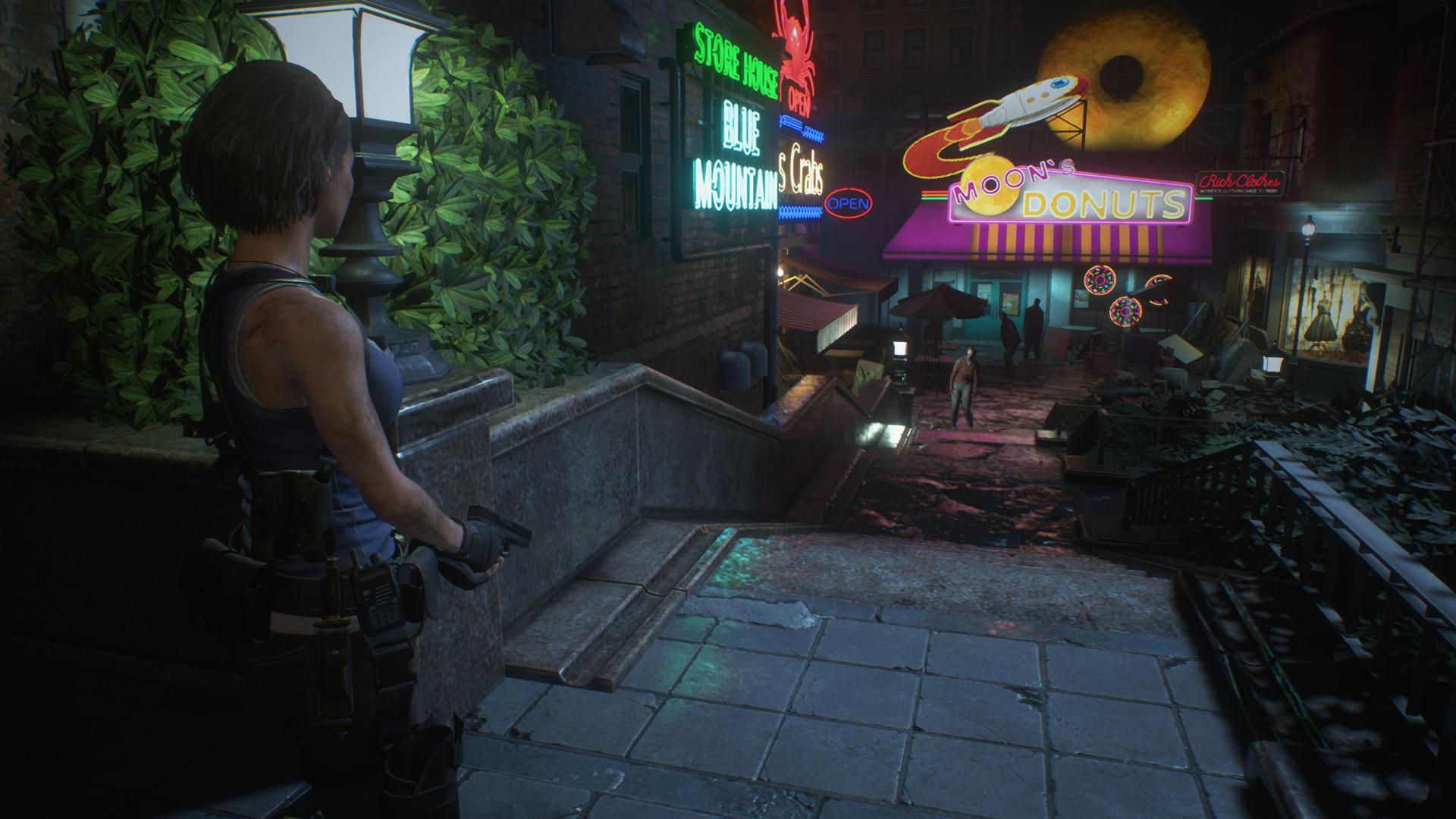 نقد و بررسی بازی Resident Evil 3 Remake