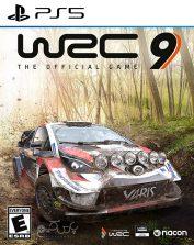دانلود بازی WRC 9 FIA World Rally Championship برای PS5