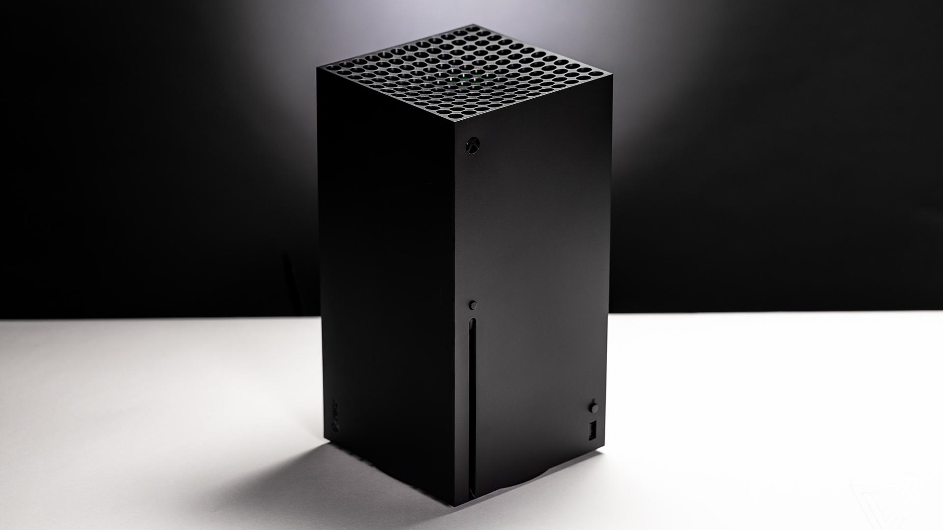 سخت افزار ایکس باکس سری ایکس
