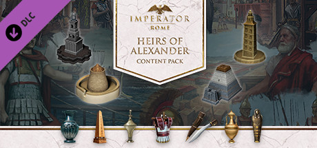 Imperator Rome Heirs of Alexander