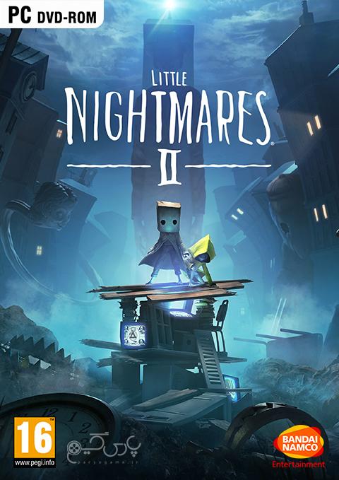 دانلود بازی Little Nightmares II Deluxe Edition برای PC