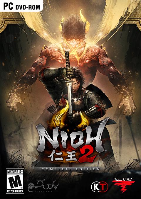دانلود بازی Nioh 2 The Complete Edition برای PC