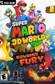 دانلود بازی Super Mario 3D World Plus Bowser's Fury برای PC