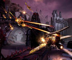Warhammer 40000 Dakka Squadron Flyboyz Edition
