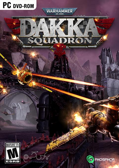 دانلود بازی Warhammer 40,000 Dakka Squadron Flyboyz Edition برای PC