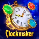 Clockmaker: Match 3 Games! Three in Row Puzzles