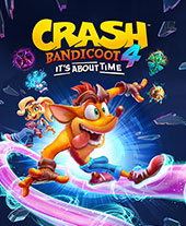 دانلود بازی Crash Bandicoot 4 It's About Time