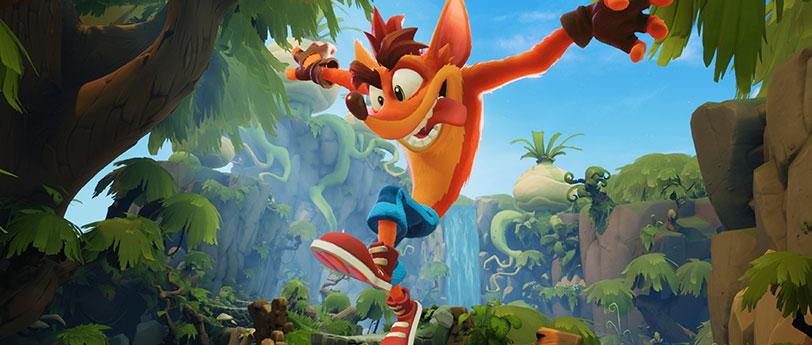 دانلود بازی Crash Bandicoot 4 It's About Time