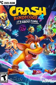 دانلود بازی Crash Bandicoot 4 It's About Time برای PC