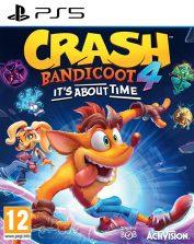 دانلود بازی Crash Bandicoot 4 Its About Time برای PS5