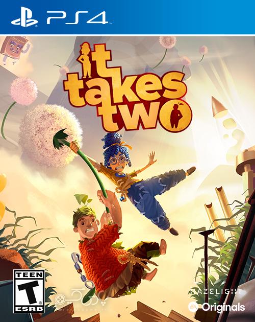 دانلود بازی It Takes Two برای PS4