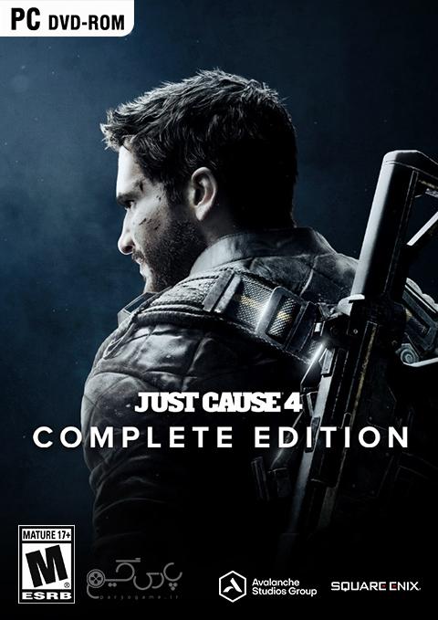 دانلود بازی Just Cause 4 Complete Edition برای PC