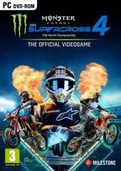 دانلود بازی Monster Energy Supercross 4 برای PC
