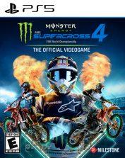 دانلود بازی Monster Energy Supercross 4 برای PS5