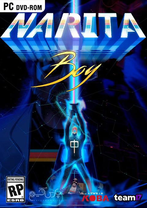 دانلود بازی Narita Boy برای PC