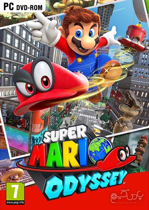 دانلود بازی Super Mario Odyssey برای PC