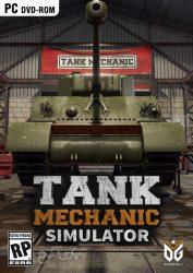دانلود بازی Tank Mechanic Simulator برای PC