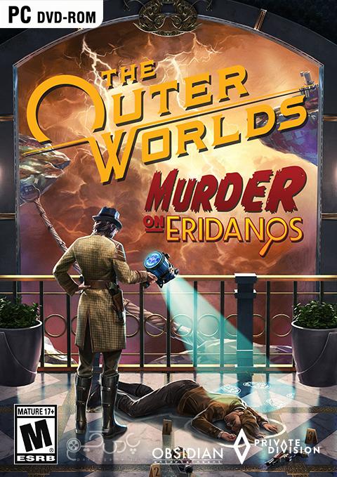 دانلود بازی The Outer Worlds Murder on Eridanos برای PC