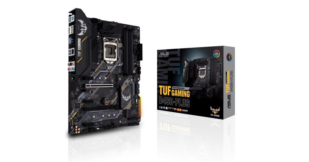 ASUS TUF B460 Plus Gaming