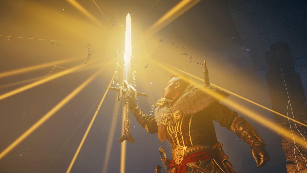 شمشیر Excalibur