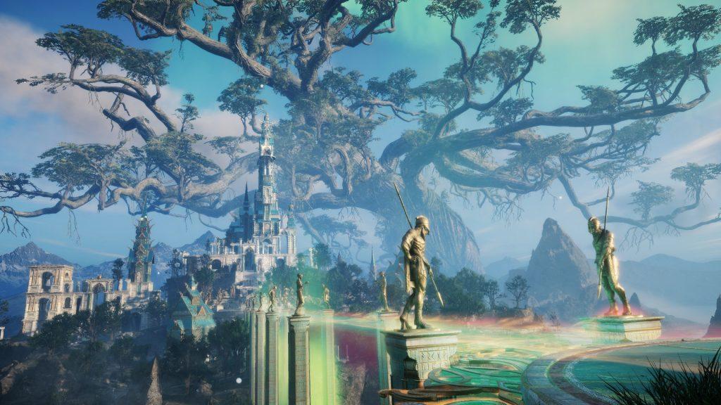 باز کردن منطقه مخفی Asgard