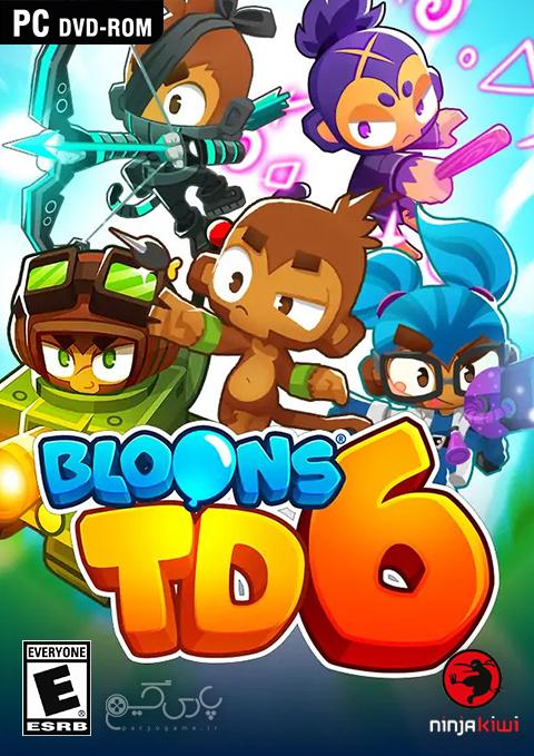 دانلود بازی Bloons TD 6 برای PC