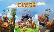 Clash Mini, CLash Quest, Clash Heroes