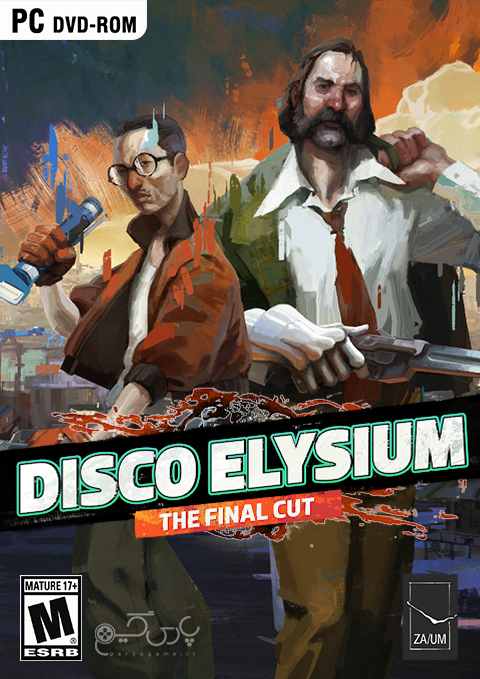 دانلود بازی Disco Elysium The Final Cut برای PC