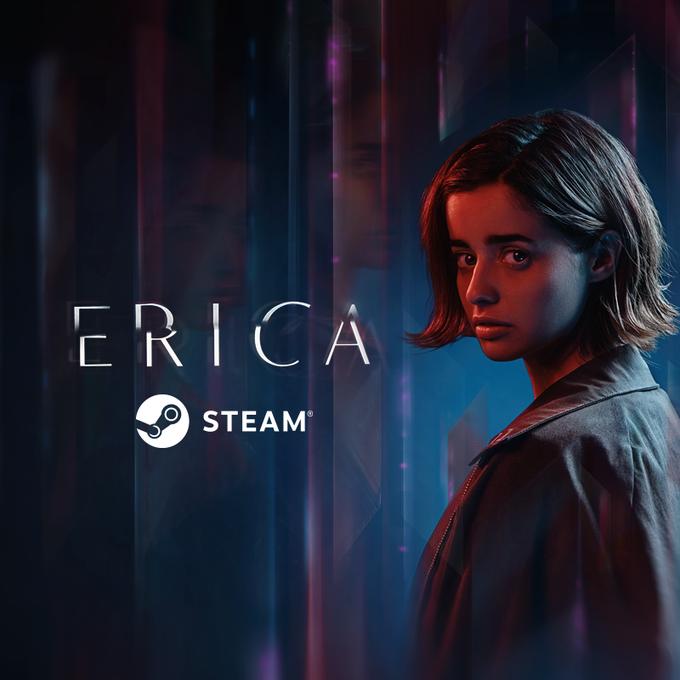 Erica Steam