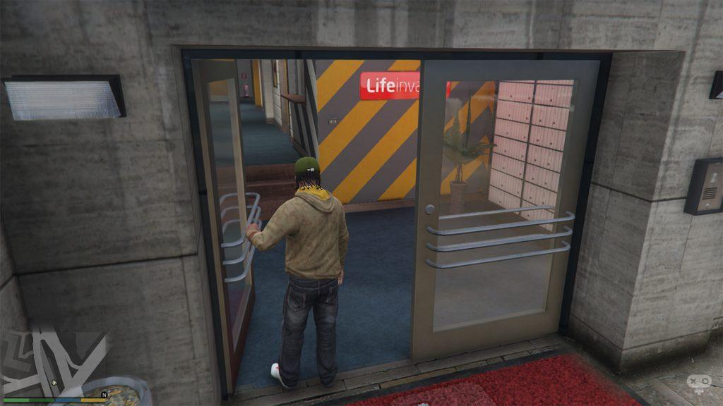 دانلود ماد Open All Interiors برای بازی GTA V