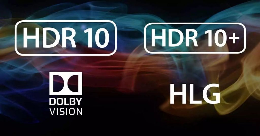 HDR-Types