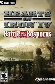 دانلود بازی Hearts of Iron IV Battle for the Bosporus برای PC
