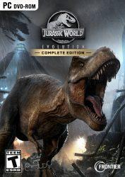 دانلود بازی Jurassic World Evolution Complete Edition برای PC