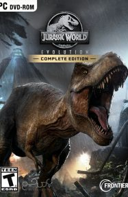 دانلود بازی Jurassic World Evolution Complete Edition برای PC