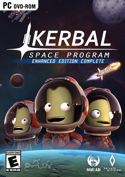 دانلود بازی Kerbal Space Program برای PC