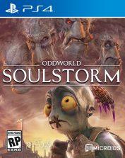 دانلود بازی Oddworld Soulstorm برای PS4