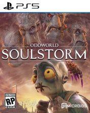 دانلود بازی Oddworld Soulstorm برای PS5