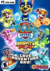 دانلود بازی Paw Patrol Mighty Pups Save Adventure Bay برای PC