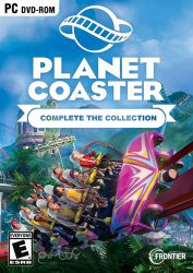 دانلود بازی Planet Coaster Complete the Collection برای PC