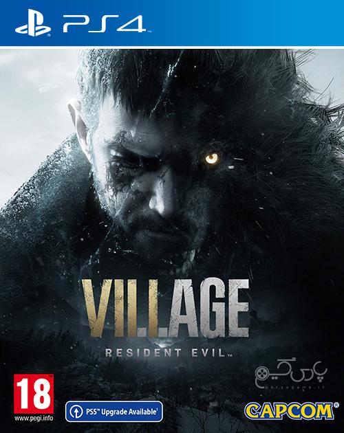 دانلود بازی Resident Evil Village برای PS4