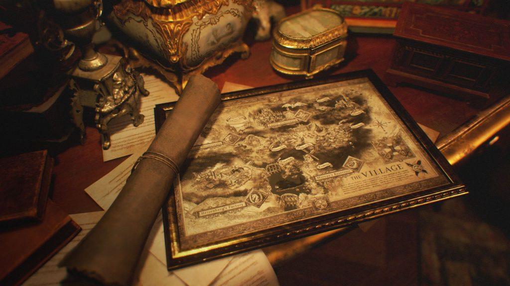 Resident-Evil-Village-map