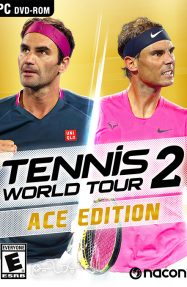 دانلود بازی Tennis World Tour 2 Ace Edition برای PC