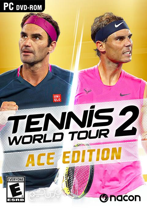 دانلود بازی Tennis World Tour 2 Ace Edition برای PC