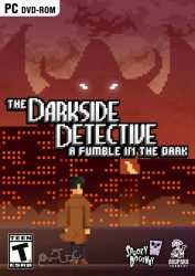 دانلود بازی The Darkside Detective A Fumble in the Dark برای PC