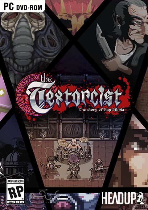 دانلود بازی The Textorcist The Story of Ray Bibbia برای PC