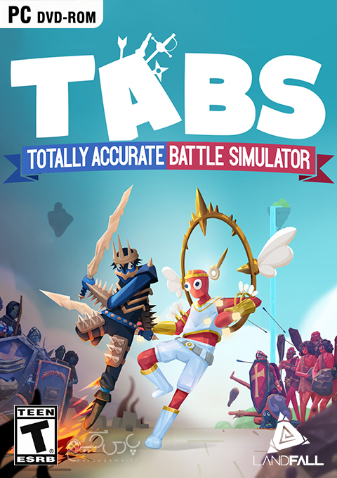 دانلود بازی Totally Accurate Battle Simulator برای PC