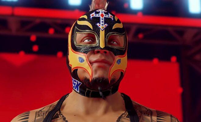بازی WWE 2K22